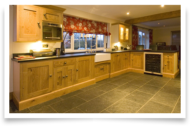 Traditional Timber Kitchens